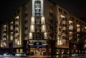 Hotel am Konzerthaus - Front-Office