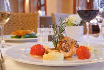 Best Western Premier Alsterkrug Hotel - Küche