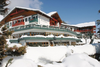 IFA Hotels Kleinwalsertal - Front-Office