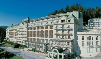 Grand Hotel Panhans - Front-Office