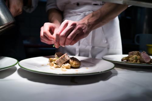 Hotel & Chalet Madlochblick - Küche