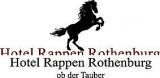 Hotel Rappen Rothenburg ob der Tauber - Rezeptionist / Empfangsmitarbeiter