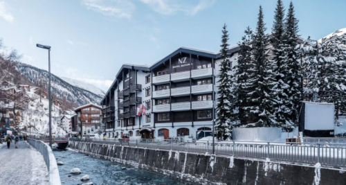 Hotel National Zermatt - Front-Office