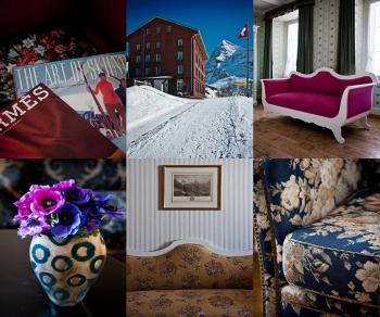 Hotel Jungfrau Wengernalp - SPA & Entertainment