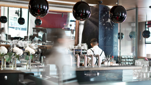 joma Cafe Brasserie Bar - Bar