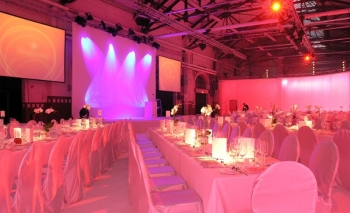 Messe München Schuhbecks Partyservice - Catering