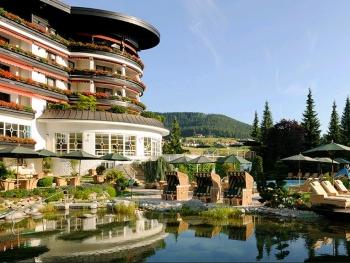 Hotel Bareiss im Schwarzwald - Front-Office