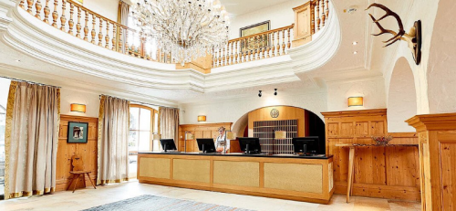 Hotel Bachmair Weissach - Reservierung