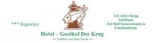 Hotel-Gasthof Der Krug***s - Leitung Frühstücksservice (m/w) mit Rezeptionsbereich