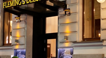 Fleming's Deluxe Hotel Wien-City - Front-Office