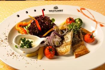 WASTLWIRT**** Romantik Hotel - Küche
