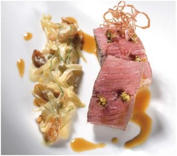 Hotel Restaurant Erbprinz*****s - Küche