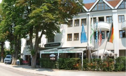 Hotel Kastanienhof Erding**** - Küche