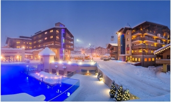 Alpinresort Sport & Spa - Front-Office