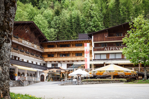 DIE ENG - Alpengasthof und Naturhotel - Front-Office