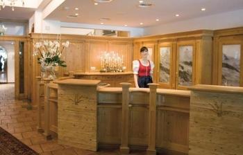 Burg Vital Resort 5* Hotel - Front-Office
