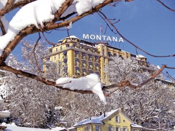 Art Deco Hotel MONTANA - Küche