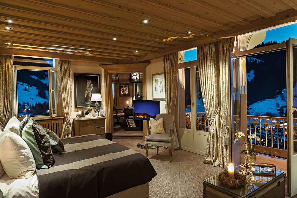 Stellenangebot Gstaad Palace Schweiz
