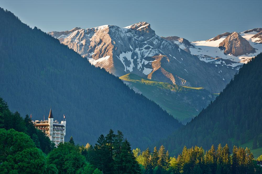 Jobs Gstaad Palace Schweiz