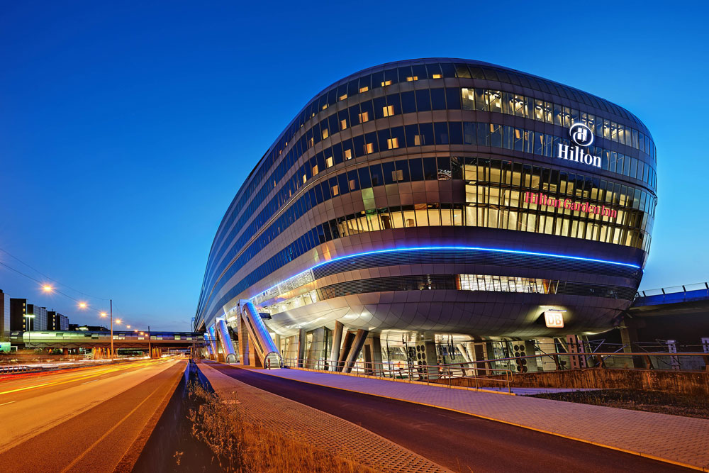 Jobs Hilton Frankfurt - Garden Inn