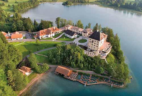 Jobs Schloss Fuschl Salzburg
